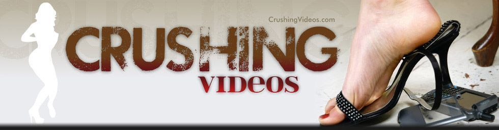 Foot Crushing | Crushing Videos